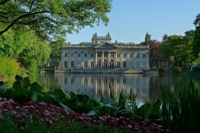 Laze In Royal Lazienki Park International Conference On